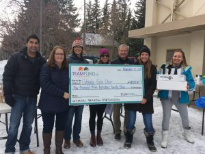 Calgary Girls Club Fundraising Success