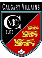 calgary villains logo