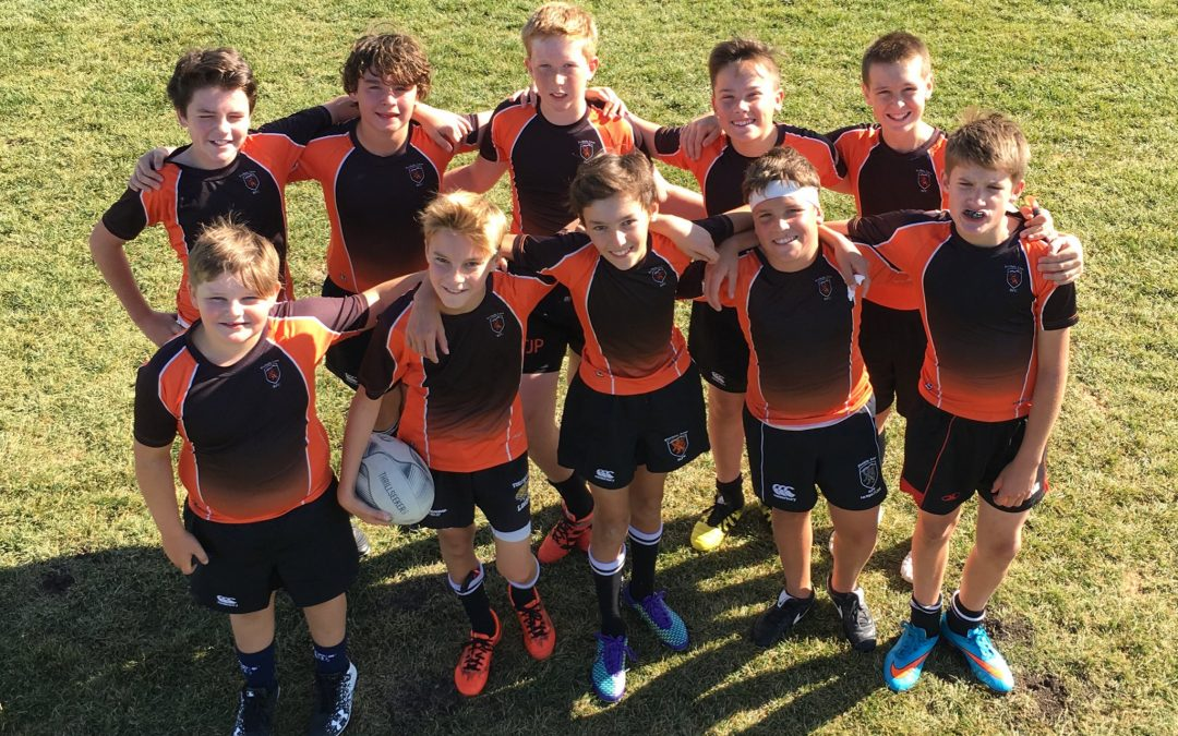 hoothills lions u13 team photo