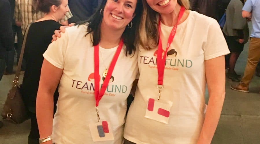 TeamFund selected as a Top 12 finalist in YYC Launch Party in 2017