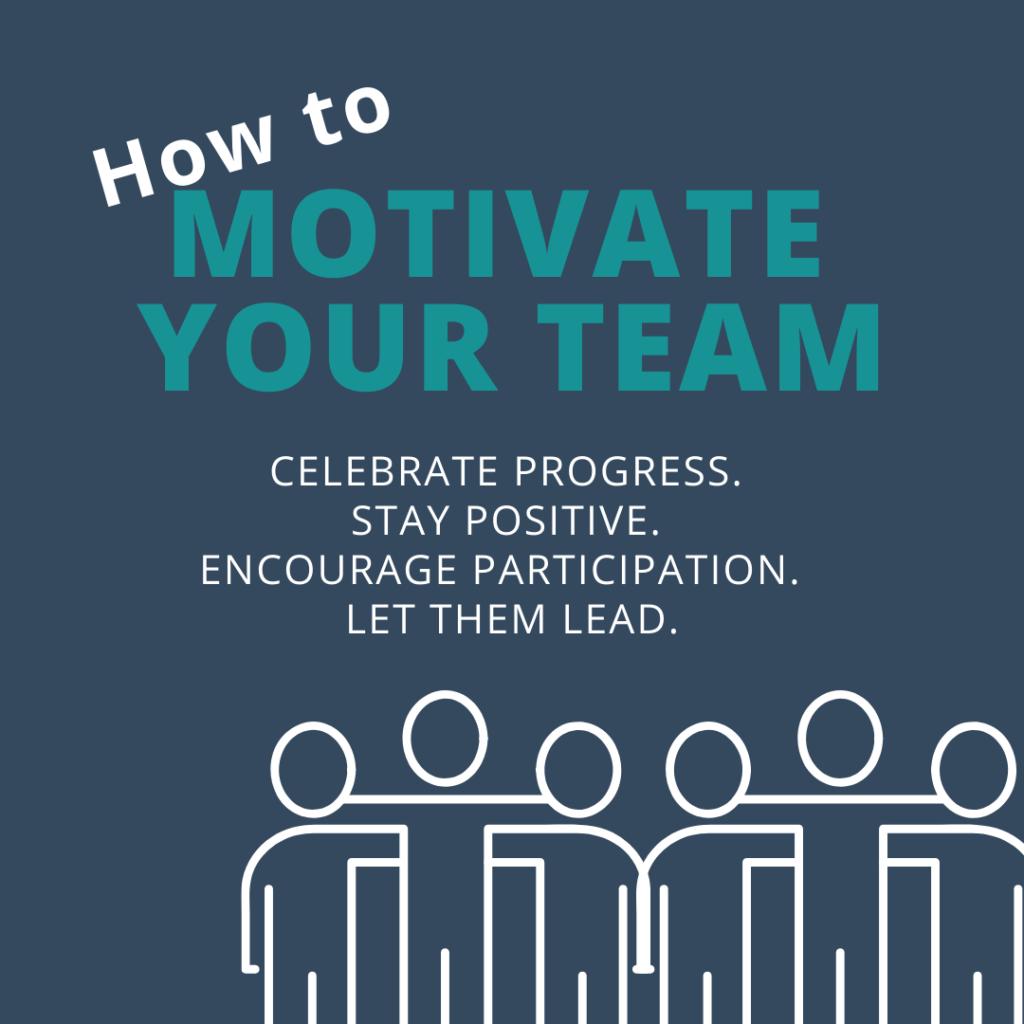 Motivate Your Fundraising Team