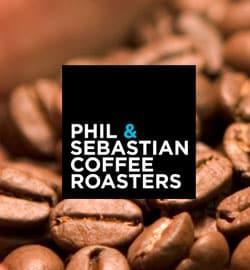 Phil & Sebastian Coffee | TeamFund Vendor