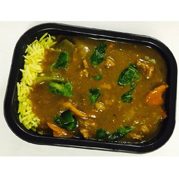 N 5 Spicy Thai Satay Meals