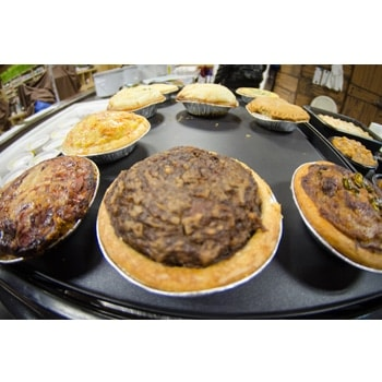 A Box Of 6 Steak Pies