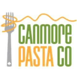 Canmore Pasta Logo Small